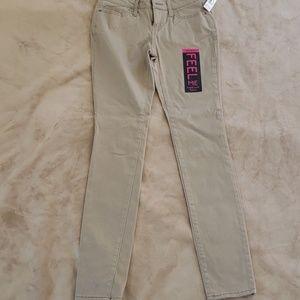 Soft skinny khakis